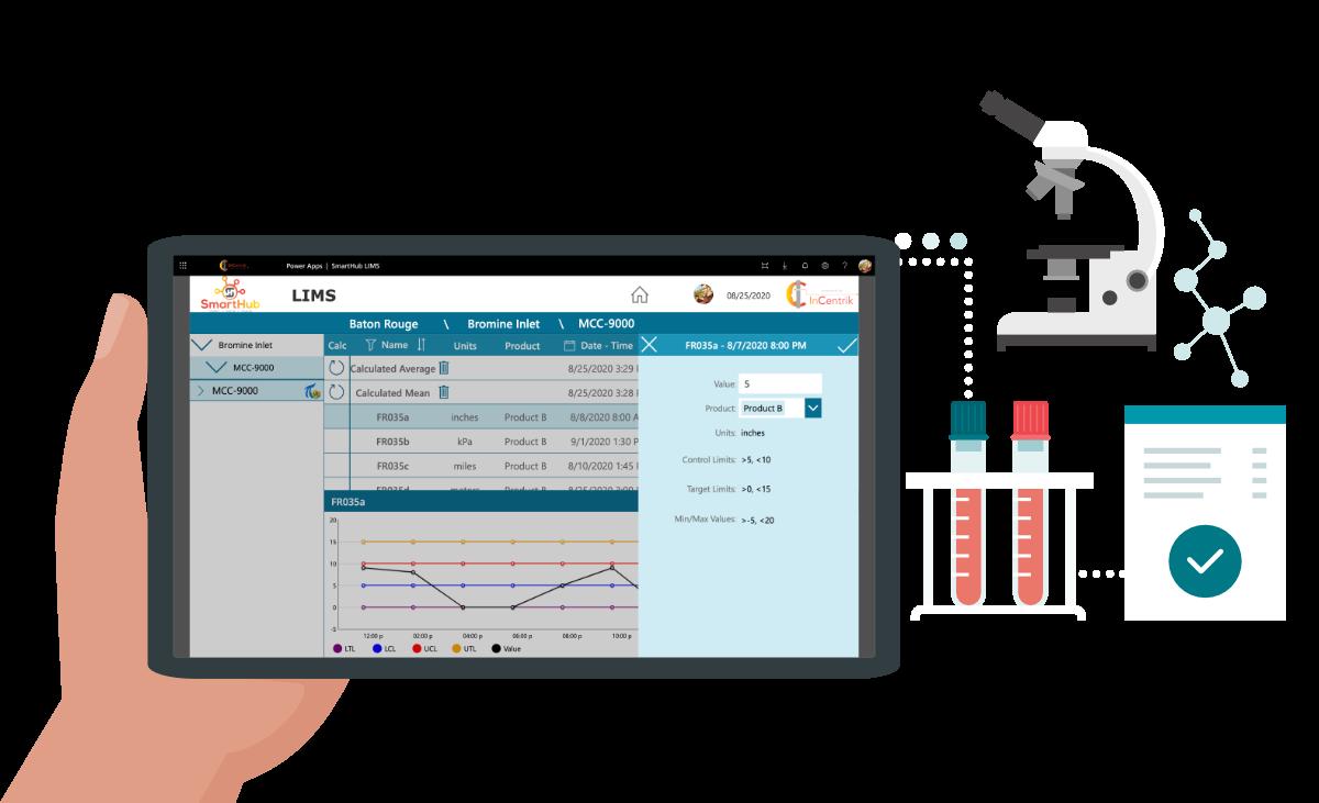 SmartHub LIMS | Smart Apps
