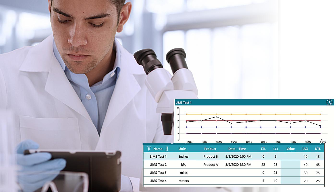 SmartHub LIMS - lab reports