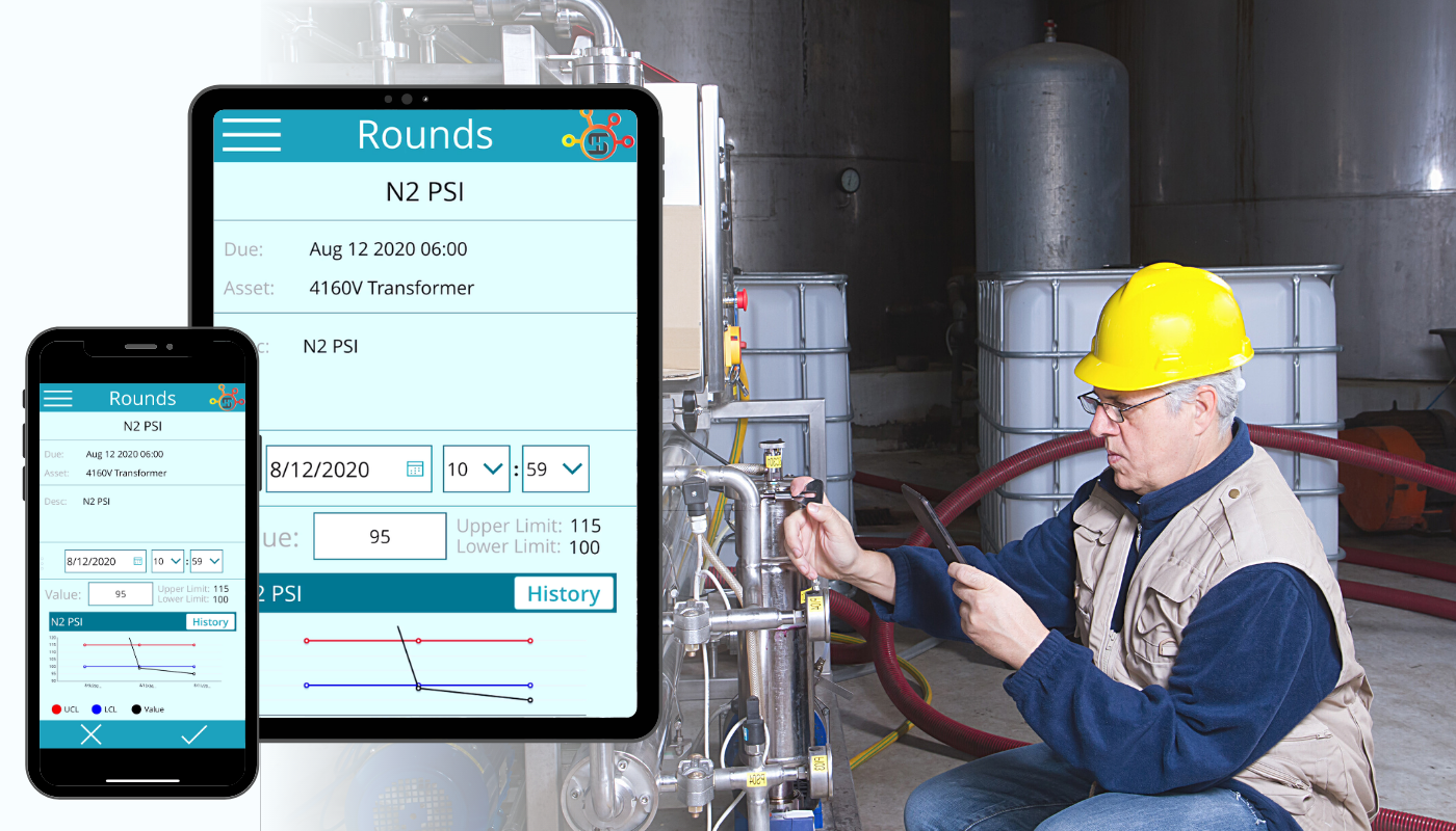 SmartHub Rounds - Collect Manual Data -
